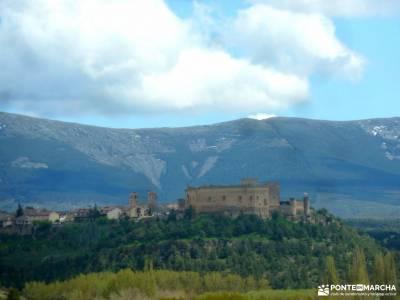 Río Cega,Santa Águeda–Pedraza; semana santa ronda rutas gredos senderismo madrid señalizadas